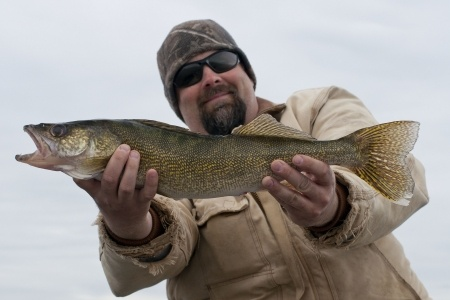 Secrets To Catching Walleye At Burntwood Lake