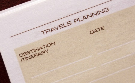 Have Itinerary, Will Travel
